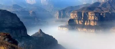 太行大峡谷写生基地